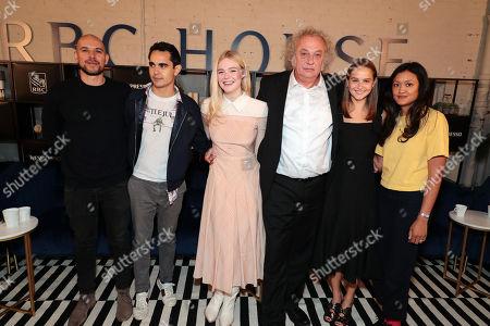 Editorial image of RBC and Nespresso host Coffee with Creators for the film 'Teen Spirit' at RBC House presented by Deadline at the Toronto International Film Festival, Toronto, Canada - 8 Sep 2018