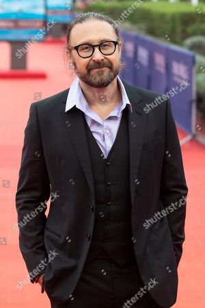 French director Pierre Morel arrives on the red carpet prior to the premiere of 'Operation Finale' during the 44th Deauville American Film Festival, in Deauville, France, 08 September 2018. The festival runs from 31 August to 11 September.