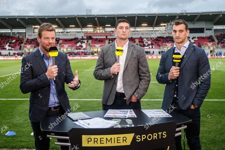 Editorial image of Guinness PRO14, Parc y Scarlets, Llanelli, Wales  - 08 Sep 2018