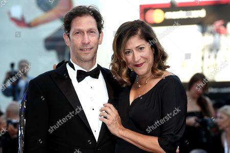 Tim Blake Nelson and Lisa Benavides