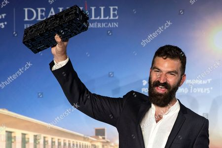 Editorial photo of Laureates - Photocall - 44th Deauville American Film Festival, France - 08 Sep 2018