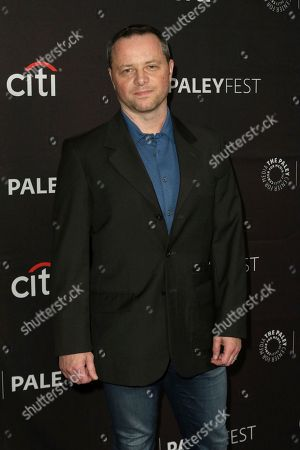"""Alexi Hawley attends the PaleyFest Fall TV Previews of """"The Rookie"""" at The Paley Center for Media, in Beverly Hills, Calif"""