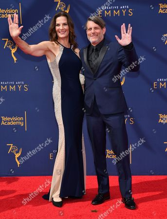 Editorial image of Television Academy's 2018 Creative Arts Emmy Awards - Arrivals - Night One, Los Angeles, USA - 08 Sep 2018