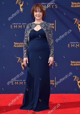 Lee Garlington arrives at night one of the Television Academy's 2018 Creative Arts Emmy Awards at the Microsoft Theater, in Los Angeles