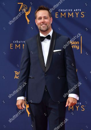 Editorial photo of Television Academy's 2018 Creative Arts Emmy Awards - Arrivals - Night One, Los Angeles, USA - 08 Sep 2018