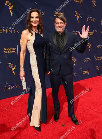 Editorial photo of Television Academy's 2018 Creative Arts Emmy Awards - Red Carpet - Night One, Los Angeles, USA - 08 Sep 2018