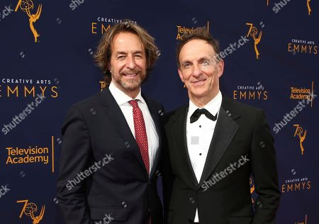 Editorial picture of Television Academy's 2018 Creative Arts Emmy Awards - Red Carpet - Night One, Los Angeles, USA - 08 Sep 2018