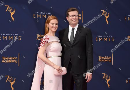 Editorial image of 2018 Creative Arts Emmy Awards - Arrivals - Night One, Los Angeles, USA - 08 Sep 2018