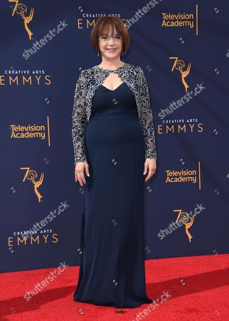 Editorial photo of 2018 Creative Arts Emmy Awards - Arrivals - Night One, Los Angeles, USA - 08 Sep 2018