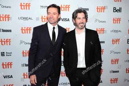 Hugh Jackman and Jason Reitman, Writer/Director/Producer,