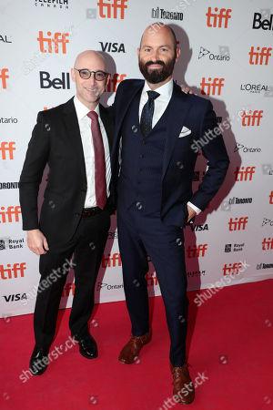 Matt Bai, Writer/Executive Producer, and Jay Carson, Writer/Executive Producer,
