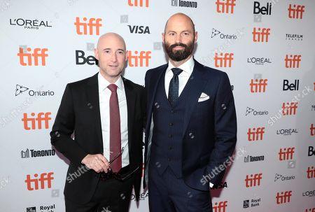 Matt Bai, Writer/Executive Producer, and Jay Carson, Writer/Executive Producer
