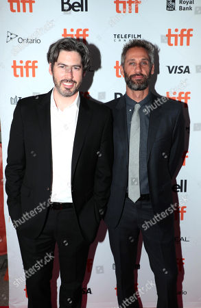 Jason Reitman, Writer/Director/Producer, and Rob Simonsen, Composer
