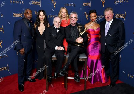 Editorial image of Television Academy's 2018 Creative Arts Emmy Awards - Portraits - Night One, Los Angeles, USA - 08 Sep 2018