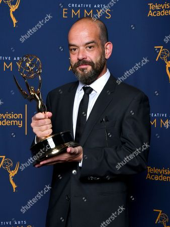 Editorial picture of Television Academy's 2018 Creative Arts Emmy Awards - Portraits - Night One, Los Angeles, USA - 08 Sep 2018