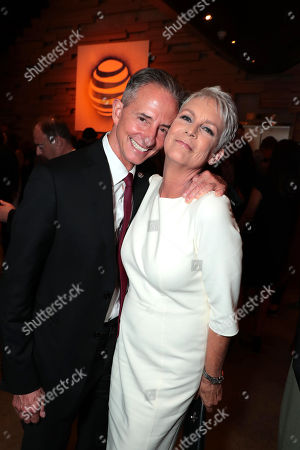 Bill Block, Producer, Jamie Lee Curtis, Executive Producer