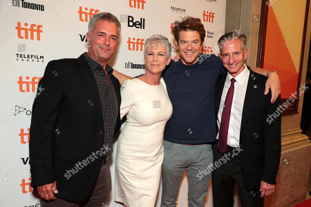 Editorial picture of Universal Pictures' 'Halloween' Premiere at the Toronto International Film Festival, Toronto, Canada - 8 Sep 2018