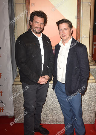 Danny McBride and David Gordon Green