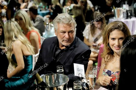 US actor Alec Baldwin attends the Badgley Mischka fashion show at New York Fashion Week Spring 2019 in New York, New York, USA, 08 September 2018. James Mischka and Mark Badgley are celebrating the 30th anniversary of their fashion label.