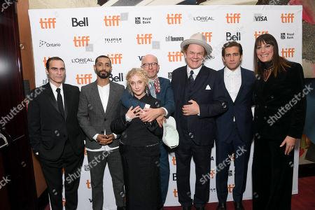 Joaquin Phoenix, Riz Ahmed, Carol Kane Jacques Audiard, Writer/Director, John C Reilly, Jake Gyllenhaal, Rebecca Root