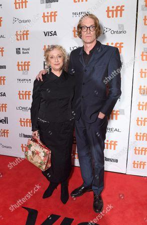 Carol Kane, Patrick DeWitt, Author,