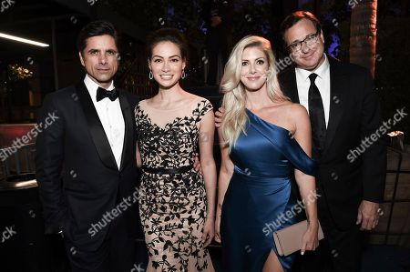 Editorial picture of 2018 Creative Arts Emmy Awards - Governors Ball - Night One, Los Angeles, USA - 08 Sep 2018