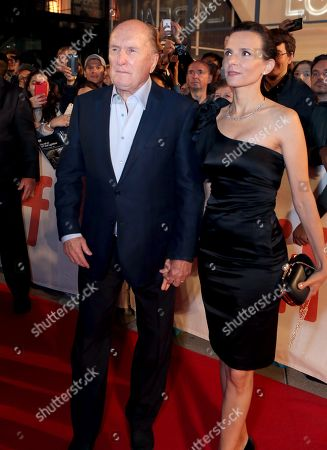 Stock Picture of Robert Duvall, Luciana Pedraza