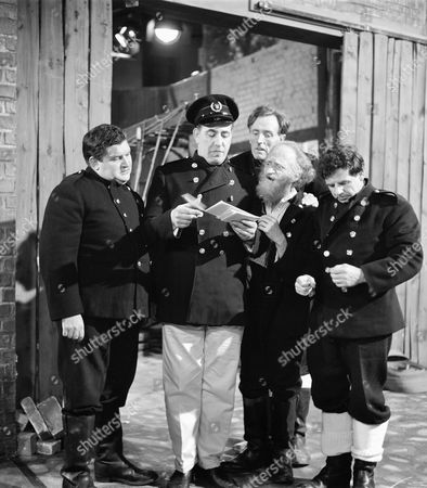 'Fire Crackers'  - Joe Baker, Alfred Marks, Cardew Robinson, Sydney Bromley and Ronnie Brody