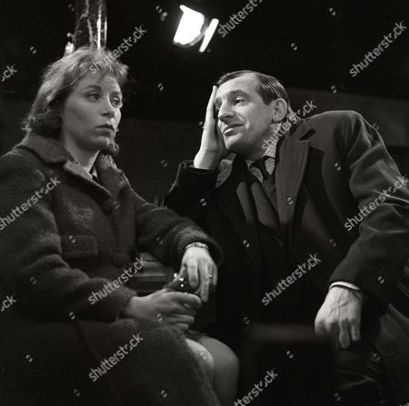 'Play of the Week'  - Episode: 'Between the Two of Us' -  Leonard Rossiter and Angela Crow