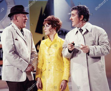 'The Val Doonican Show'  - Bob Todd, Sheila Steafel and Bernard Cribbins