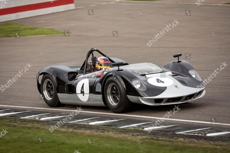 Editorial picture of Goodwood Revival, Sussex, UK - 08 Sep 2018