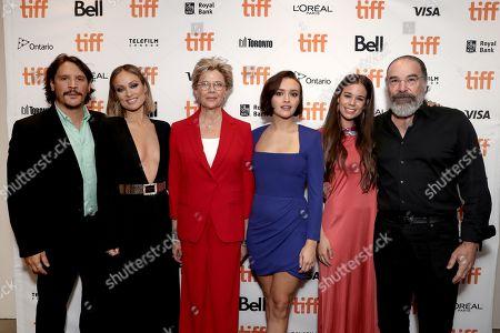Sergio Peris-Mencheta, Olivia Wilde, Annette Bening, Olivia Cooke, Laia Costa, Mandy Patinkin
