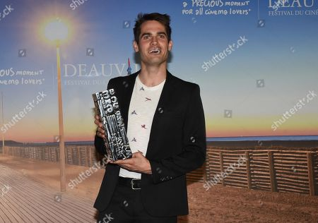Editorial image of Award Winners photocall, 44th Deauville American Film Festival, France - 08 Sep 2018