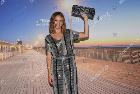 Jury Prize winner of the 44th Deauville American Film Festival, Jordana Spiro