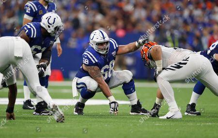Editorial photo of Bengals Colts Football, Indianapolis, USA - 09 Sep 2018