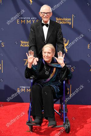 Alan Bergman and Marilyn Bergman