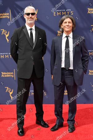 Mark Monroe and Adam Peters
