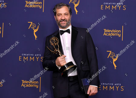Judd Apatow - Outstanding Documentary or Nonfiction Special - The Zen Diaries of Garry Shandling