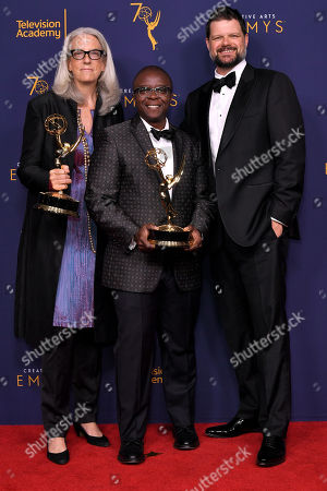 Joslyn Barnes, Yance Ford and Alan Jacobsen - Exceptional Merit in Documentary Filmmaking - ÔStrong IslandÕ