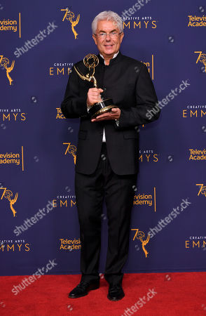 Editorial image of Creative Arts Emmy Awards, Press Room, Day 2, Los Angeles, USA - 09 Sep 2018