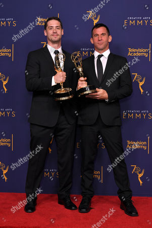 Brian Bracken and Nick Bridgen - Outstanding Sound Editing for a Nonfiction Program (single or multi-camera) - 'Anthony Bourdain: Parts Unknown - Seattle'