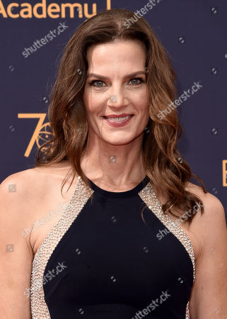 Stock Photo of Terry Farrell
