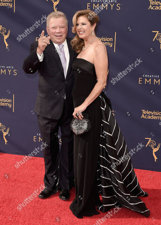 William Shatner, Elizabeth Shatner
