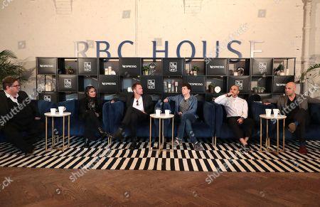 Salma Hayek, Alexander Skarsgard, Jesse Eisenberg, Michael Mando, Kim Nguyen, Writer/Director/Executive Producer