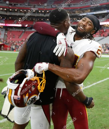 Editorial picture of Redskins Cardinals Football, Glendale, USA - 09 Sep 2018
