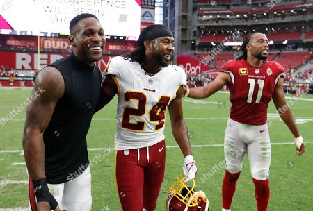 Editorial image of Redskins Cardinals Football, Glendale, USA - 09 Sep 2018