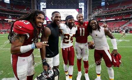 Editorial photo of Redskins Cardinals Football, Glendale, USA - 09 Sep 2018