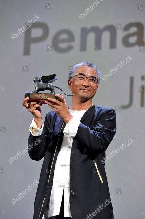 Editorial photo of Award Ceremony, Show, 75th Venice International Film Festival, Italy - 08 Sep 2018
