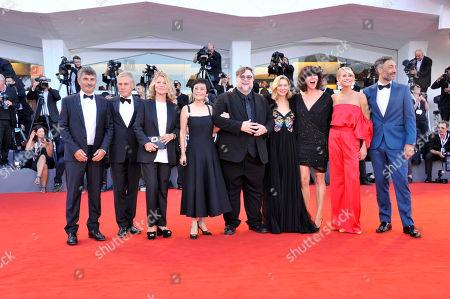 Taika Waititi, Trine Dyrholm, Malgorzata Szumowska, Naomi Watts, Guillermo Del Toro, Sylvia Chang, Nicole Garcia, Christoph Waltz, Paolo Genovese