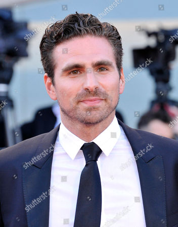 Editorial picture of Award Ceremony, Arrivals, 75th Venice International Film Festival, Italy - 08 Sep 2018